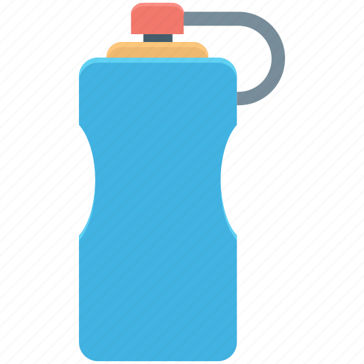 bottle, drink bottle, sports bottle, water, water bottle icon