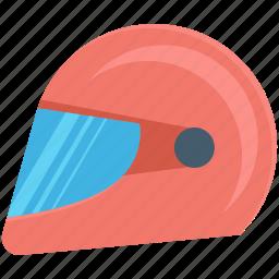 bike helmet, headwear, helmet, motorbike helmet, safety icon