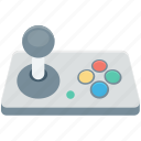 control column, game controller, joystick, playstation, videogame icon