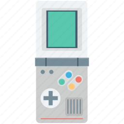 game, game device, gameboy, nintendo game, videogame icon