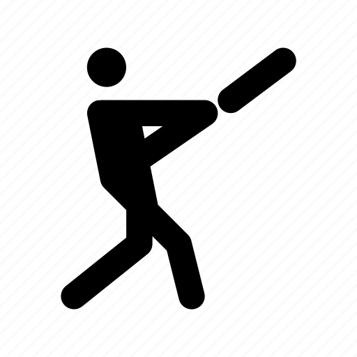 batsman, batting, cricket, cricket batsman, cricket game icon