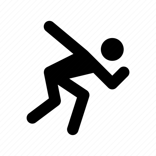athlete, exercise, sportsman, stretching, warm up icon