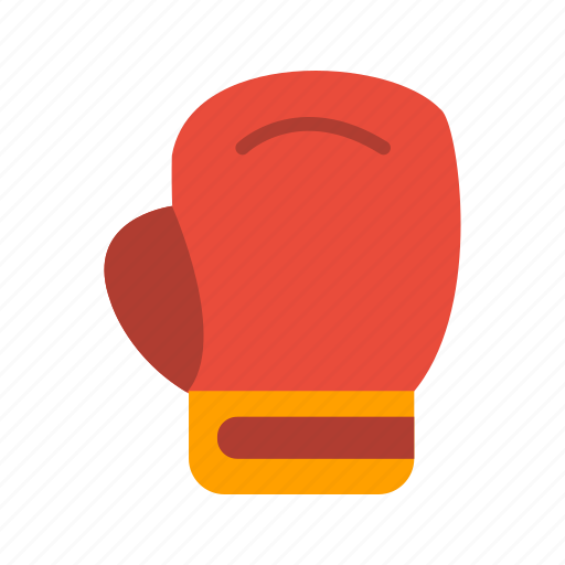 boxer, boxing, gloves icon