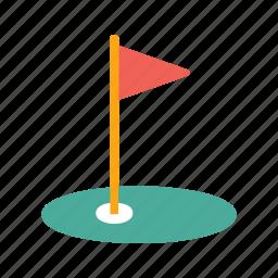 golf, golf club, golfing icon