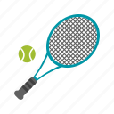 badminton, racket, tennis icon