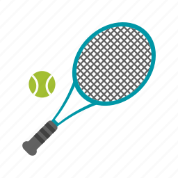 badminton, court, net, tennis icon