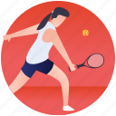olympics game, olympics sports, ping pong, summer olympics, table tennis icon
