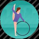 artistic gymnastic, gymnast figure, gymnast ring, olympics sports, summer olympics icon