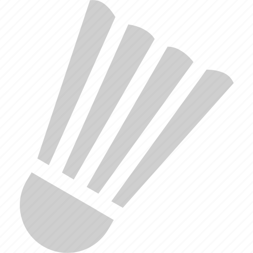 Badminton, racket, shuttlecock icon - Download on Iconfinder
