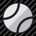 ball, ball icon, sports, sports ball icon, tennis ball, tennis ball icon icon