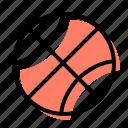 ball, sport, basketball, game