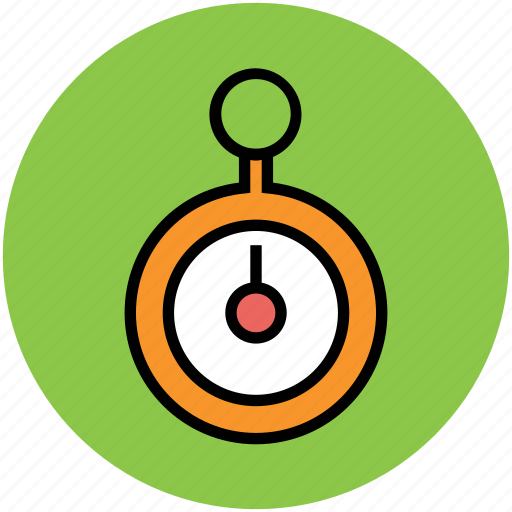chronometer, clock, stopwatch, timekeeper, timepiece, timer, watch icon
