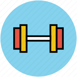 barbell, dumbbell, exercise, fitness, gym, halteres, weightlifting icon