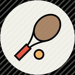 badminton, racket, sports, squash game, table tennis, tennis, tennis ball, tennis racket icon