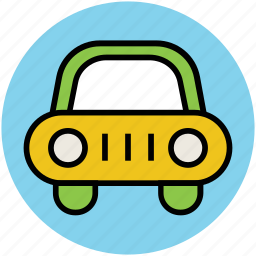 automobile, car, car for vehicle, taxi, taxicab, transport, vehicle icon