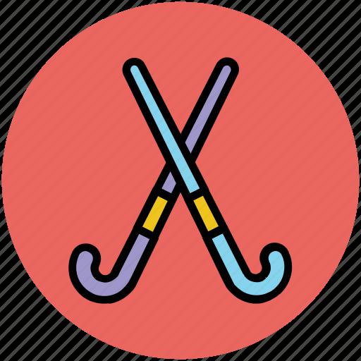 game, hockey, hockey stick, sports, sports equipment icon