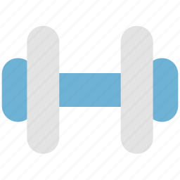 dumbbell, exercise, fitness, gym, gym exercise, halteres icon