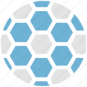 ball, football, game, sports, sports ball, sports equipment icon