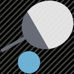 ping pong, racket, sports, table tennis, tennis, tennis ball icon