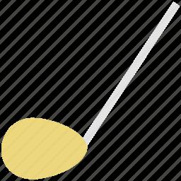 golf, golf club, golf stick, sports, sports equipment, sports sticks icon