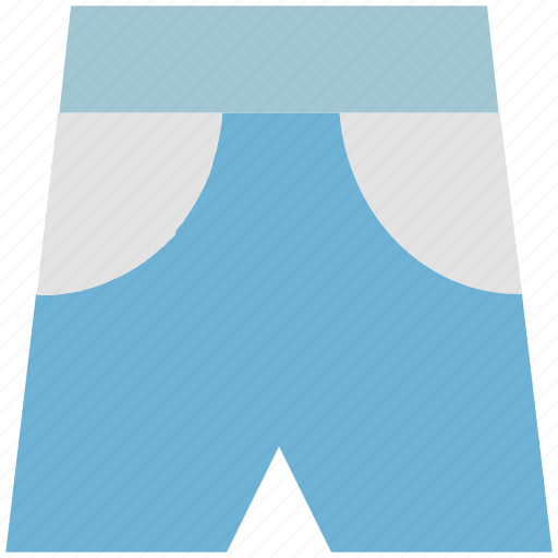 knicker, shorts, sports clothing, swim shorts, swimwear icon