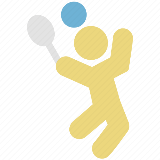 badminton, racket, sportsman, table tennis, tennis, tennis player, tennis racket icon