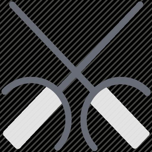 ninja weapon, samurai swords, sports, swords, swords fighting icon