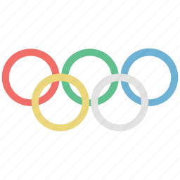 international sporting, olympic rings, olympics, olympics games, olympics symbol icon