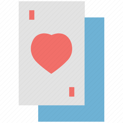 casino cards, gambling, game cards, heart card, poker cards, pokers icon