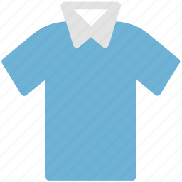 clothes, garments, polo shirt, shirt, sports shirt, t shirt icon
