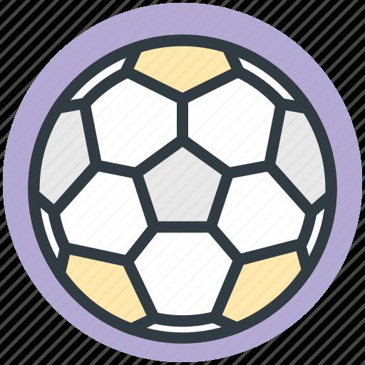 ball, football, soccer ball, sport, sports equipment icon