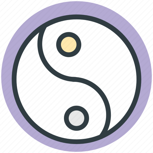 chinese philosophy, chinese symbol, taijitu, taoism, yin yang icon