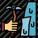 axe, climbing, ice, sports, tool