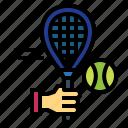 equipment, racket, sports, tennis