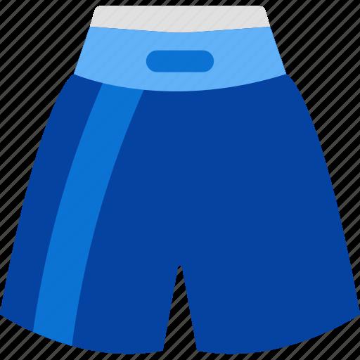 equipment, shorts, sports, things icon