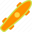 equipment, race, skateboard, sports icon