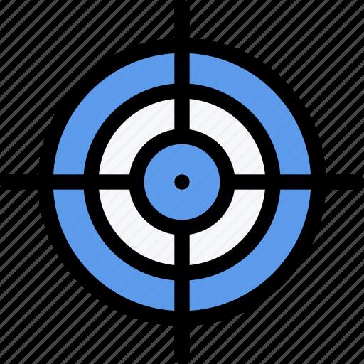 aim, equipment, gym, sport, training icon