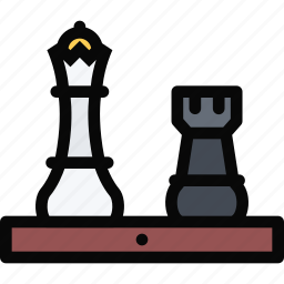 chess, equipment, gym, sport, training icon
