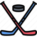 equipment, gym, hockey, sport, training icon