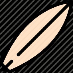 equipment, gym, sport, surfboard, training icon