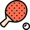 equipment, gym, sport, table, tennis, training icon