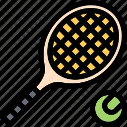 equipment, gym, sport, tennis, training icon