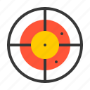 shooting target, sport, sports, sports equipment, target icon
