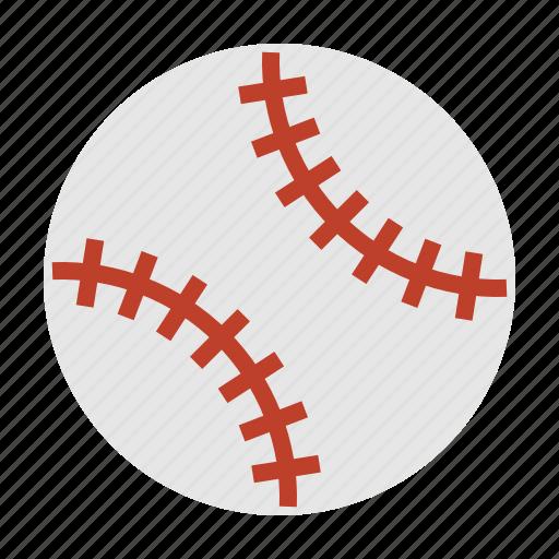 ball, baseball, sport, sports equipment icon