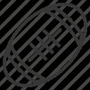ball, sport, sport equipment icon