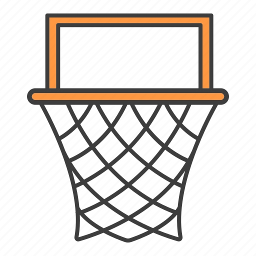 basket, basketball, equipment, game, sport icon