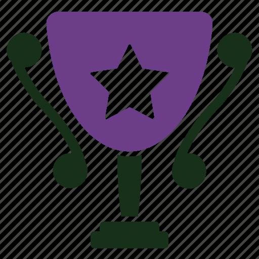 achievement, champion, cup, trophy, winner icon