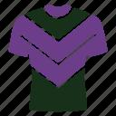 jersey, shirt, sports shirt icon