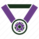 achievement, champion, medal, winner icon