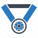 achievement, champion, medal icon